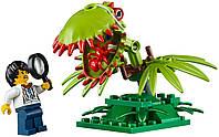 Игрушка детский конструктор BELA City Вертолёт для доставки грузов в джунгли 10713