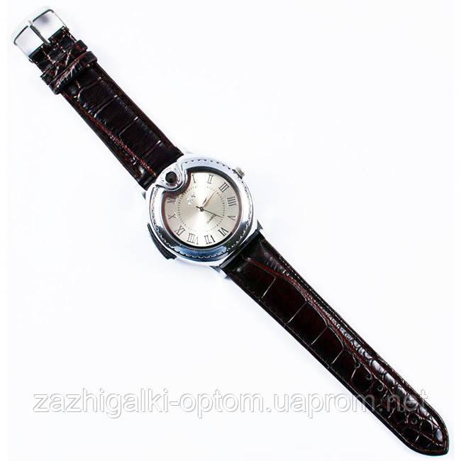 Часы наручные с зажигалкой  4682
