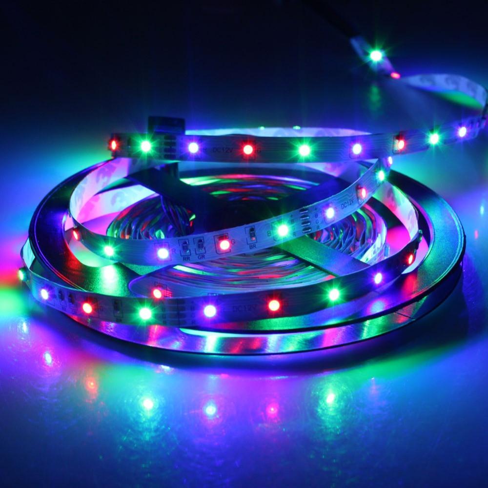 Светодиодная лента LED 3528 RGB 60 RW