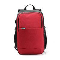 "Рюкзак для ноутбука Kingsons KS3143W, 15.6"", красный"