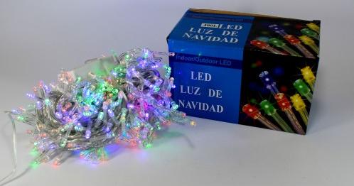 Новогодняя гирлянда LED 400 M (400 светодиодов) Многоцветная