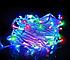 Новогодняя гирлянда LED 400 M (400 светодиодов) Многоцветная , фото 2