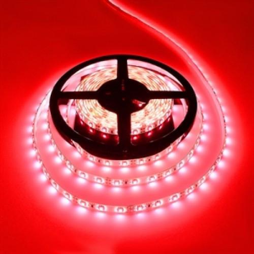 Светодиодная LED лента 5050 R светодиодная лента, красная