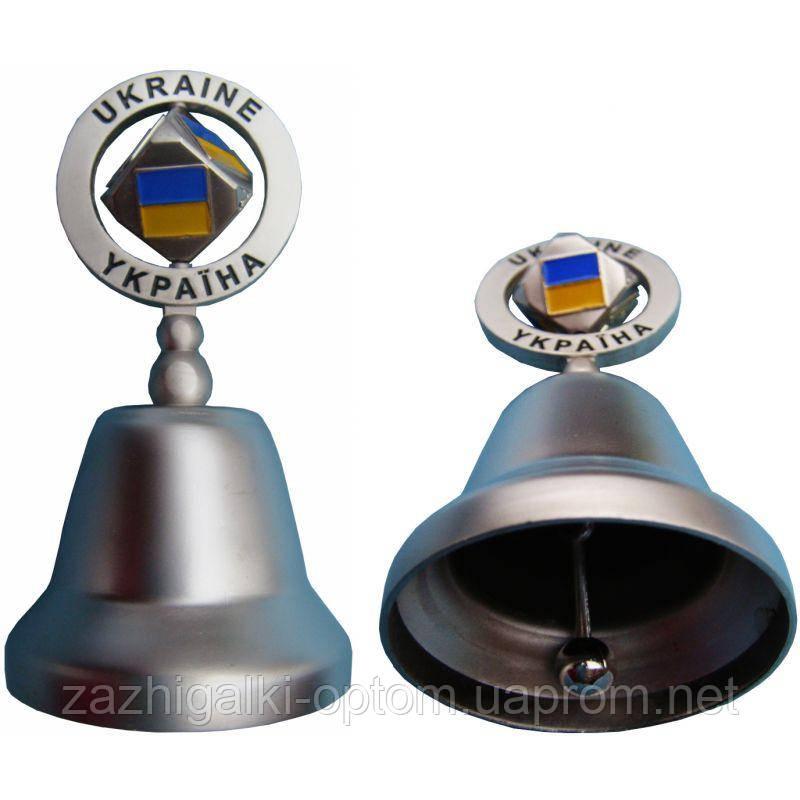 Сувенир-Колокольчик 6023 (Украина)