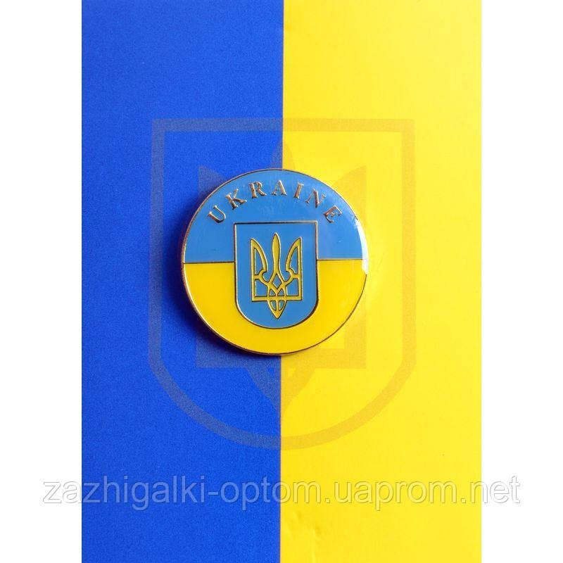 Значок Україна U903