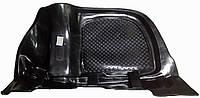 Коврик в багажник для Audi 80 B3 1986 - 1991 г., резинопластик Норпласт