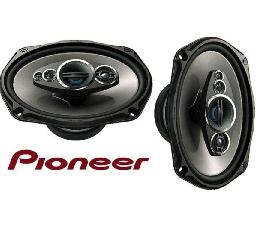Автомобильная акустика Pioneer TS-A6974S  Колонки автомобильные