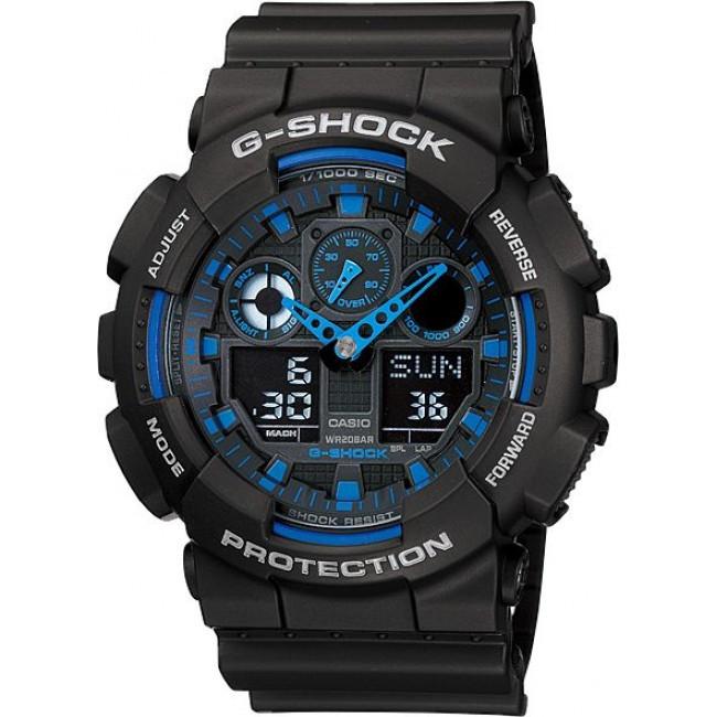 Часы Casio G-Shock GA-100-1A2