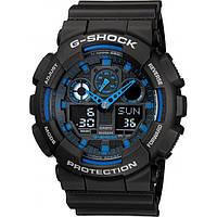 Часы Casio G-Shock GA-100-1A2, фото 1