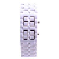 Часы наручные бинарные 0926 самурай цв.*
