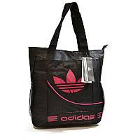 Сумка на плечо Adidas 8506 Розовая (32x36x9 см) купить оптом от производителя