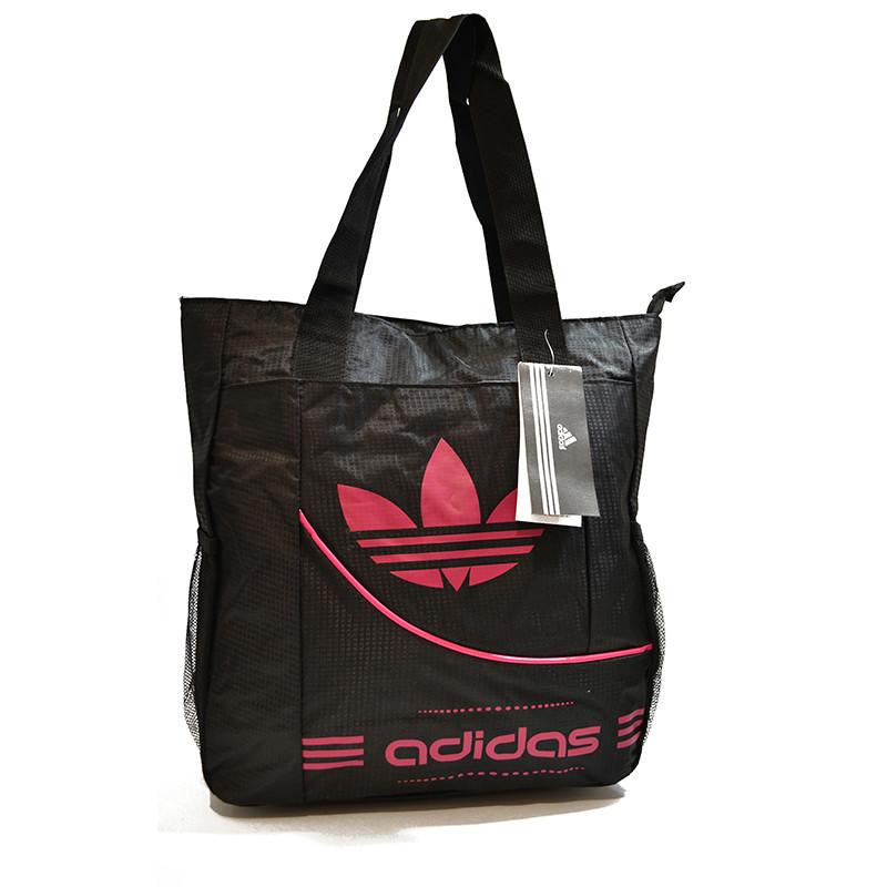 75ff50d036ee Сумка на плечо Adidas 8506 Розовая (32x36x9 см) купить оптом от  производителя