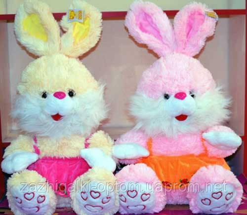 Мягкая игрушка Кролик (42см) №2323-42