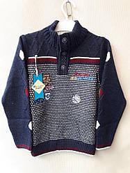 Детский свитер для мальчика (5 - 10 лет) купить оптом со склада