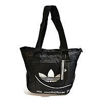 Сумка на плечо Adidas 8506 Белая (32x36x9 см) купить оптом от производителя