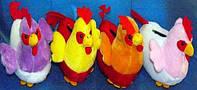 Мягкая игрушка-копилка Курица №2049