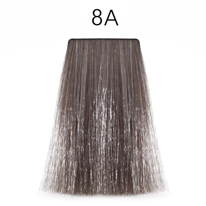 8A (светлый блондин пепельный) Тонирующая крем-краска для волос без аммиака Matrix Color Sync,90 ml