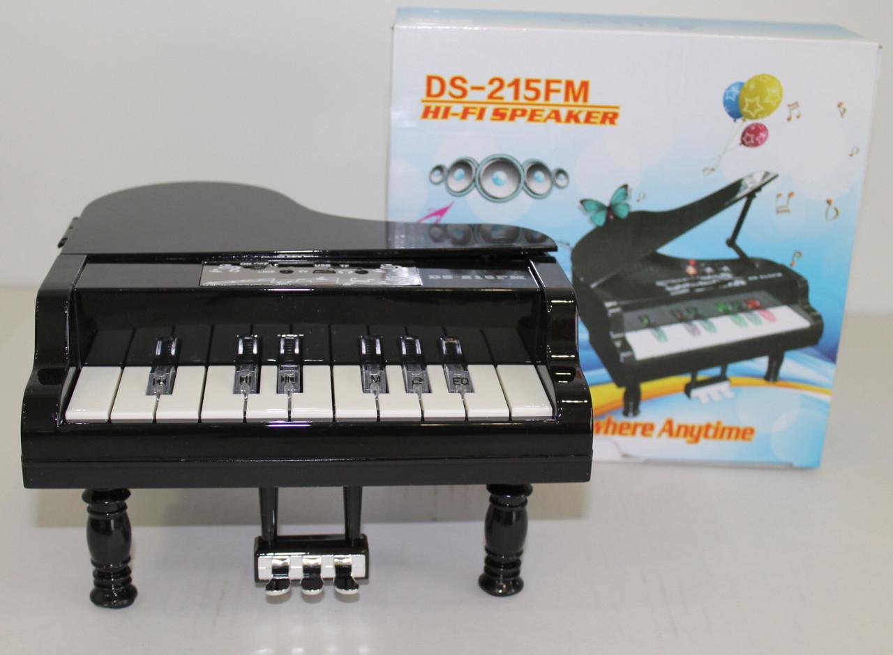 Колонка портативная mp3 Рояль SPS 215