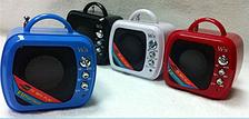 Мини портативная колонка MP3 USB SPS WS 575 , акустика