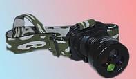 Налобный фонарик Bailong Police BL-6804