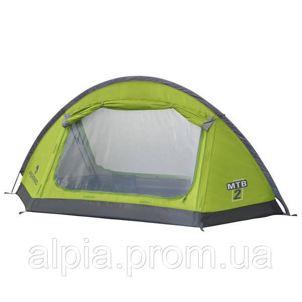 Двухместная палатка Ferrino MTB 2 Kelly Green