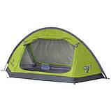 Двухместная палатка Ferrino MTB 2 Kelly Green, фото 2