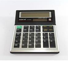 12-разрядный электронный калькулятор Cokta CT612C