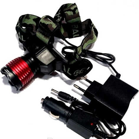 Ультрафиолетовый фонарик BL-6908-2 99000W