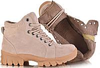 Мега стильные зимние ботинки с Польши
