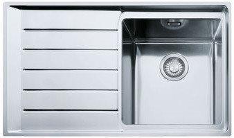 Мойка кухонная Franke NPX 611 полированная