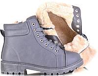 Очень тёплые и удобные ботинки размеры 36-41