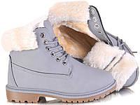 Женские зимние ботинки, тёплые и комфортные