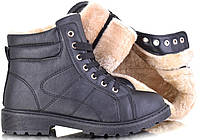 Супер стильные женские ботинки на зиму