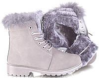 Ботинки от польского производителя на зиму