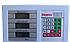 Весы ACS 300KG 40*50 усиленная площадка.Платформенные весы ACS 300 kg, фото 3
