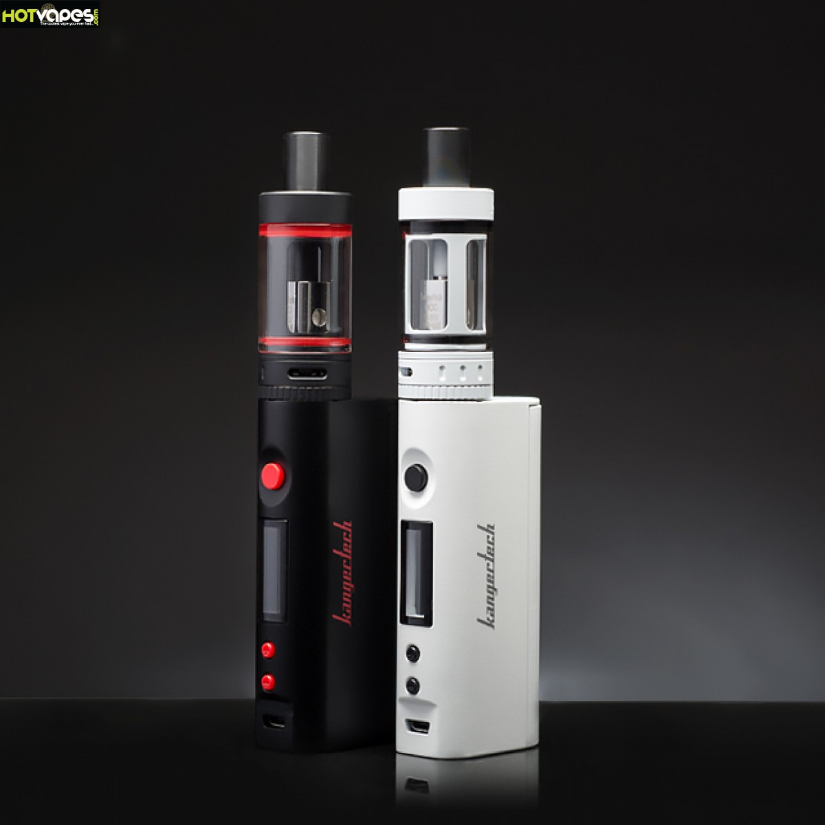Электронная сигарета Kanger Tech SUBOX Mini Черный/Белый
