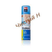 Balea део-спрей для устранения неприятного запаха ног Fuss Deo (200 ml) Германия
