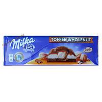 Milka молочный шоколад Toffee Ganznuss (300 g) Швейцария