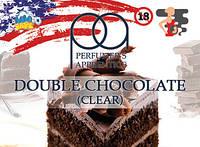 Double Chocolate (Clear) ароматизатор TPA (Двойной шоколад)