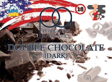 Double Chocolate (Dark) ароматизатор TPA (Двойной шоколад черный)
