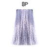 8P (светлый блондин жемчужный) фиолетовый Крем-краска без аммиака Matrix Color Sync,90 ml