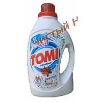 Tomi 2 в 1 активный гель для стирки цветного белья kristaly (1.5 л.-20 ст.) Австрия
