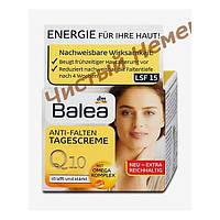 Balea дневной крем с Q10 Anti-Falten Tagescreme и Омега-комплексом (50 мл.) Германия