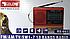 Бумбокс MP3 Колонка Спикер Радио Golon RX-6633, фото 3