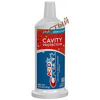 Crest Kid's Cavity Protection Neat Squeeze Sparkle Fun Flavor Детская зубная паста (170 гр.) USA