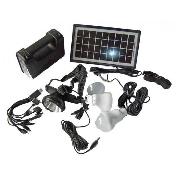 Система автономного освещения GD LITE GD-8017