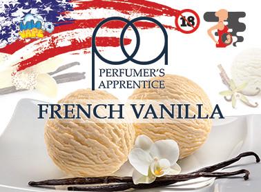 French Vanilla ароматизатор TPA (Французкая ваниль)