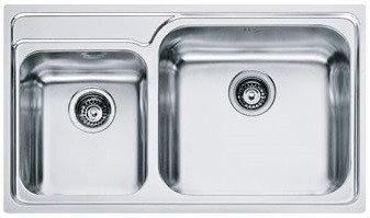 Мойка кухонная Franke GAX 620 полированная