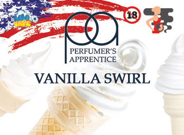 Vanilla Swirl ароматизатор TPA (Ванильный Рожок)