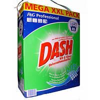 Dash universal waschmittel mit flecken стиральный универсальный порошок(85 стирок)Германия